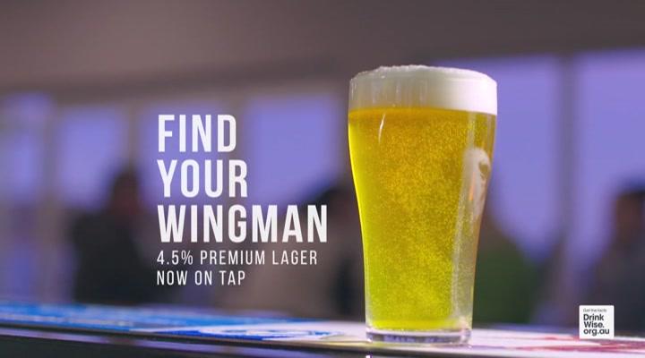 Wingman Beer