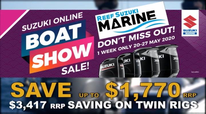 Reef Suzuki Marine