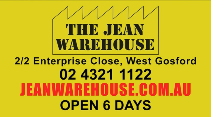 The Jean Warehouse