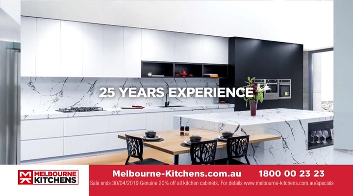 Melbourne Kitchens