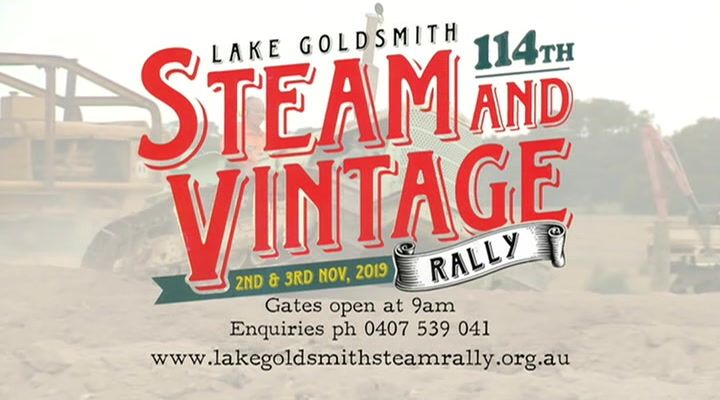Lake Goldsmith Steam Preservation Association Inc