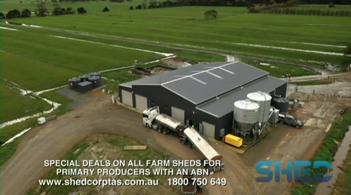 Shed Corp Tasmania