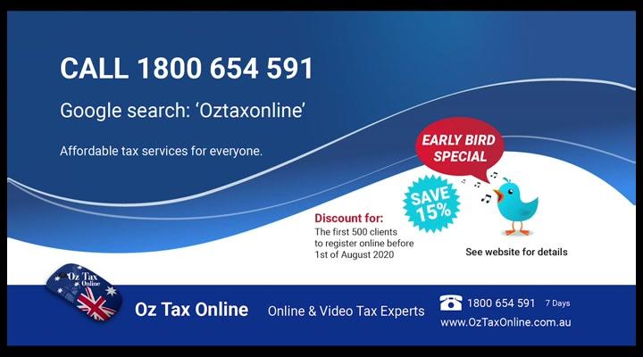 Oz Tax Online
