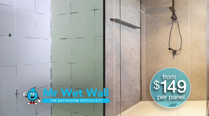 Mr Wet Wall