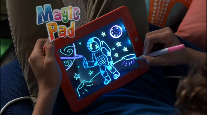 Magic Pad