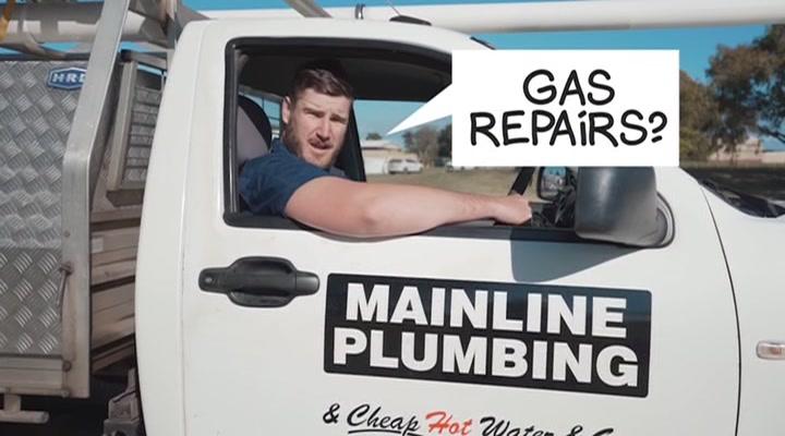 Mainline Plumbing