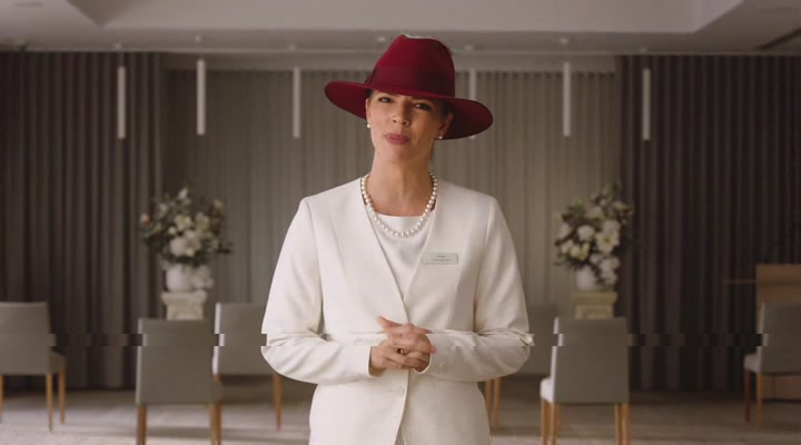 White Lady / Mareena Purslowe Funerals
