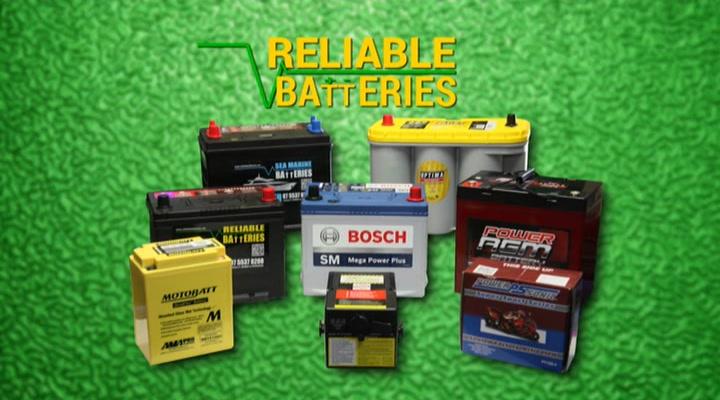 Reliable Batteries