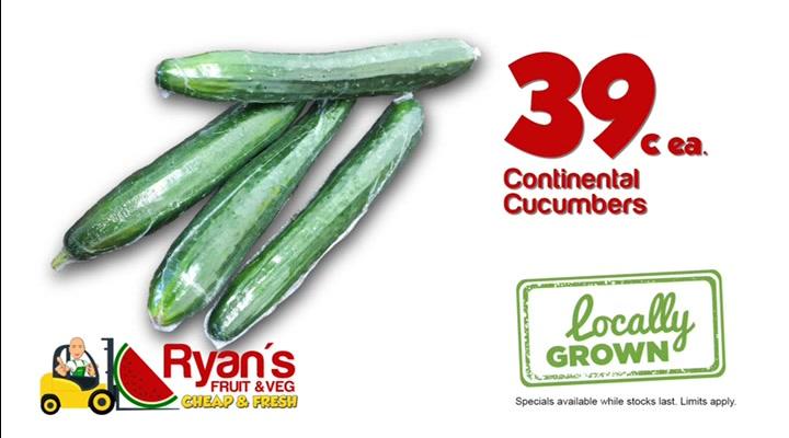 Ryan's Fruit & Veg