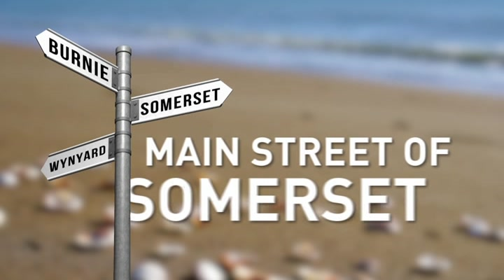 Main Street Of Somerset