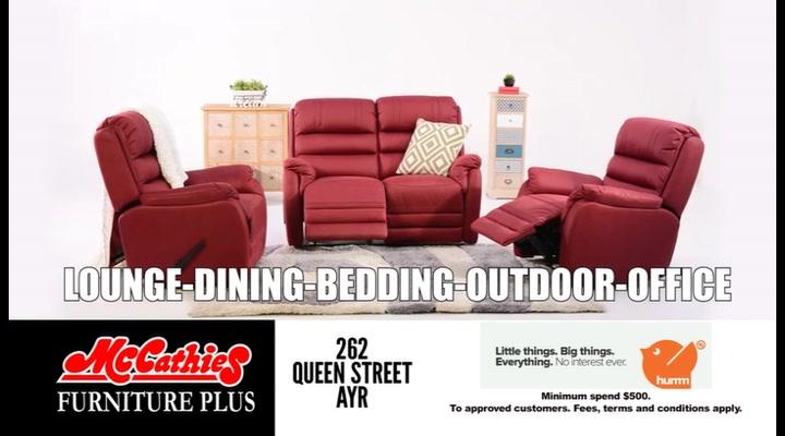 McCathies Furniture Plus