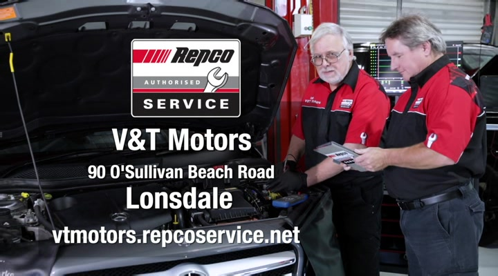 Repco Authorised Service