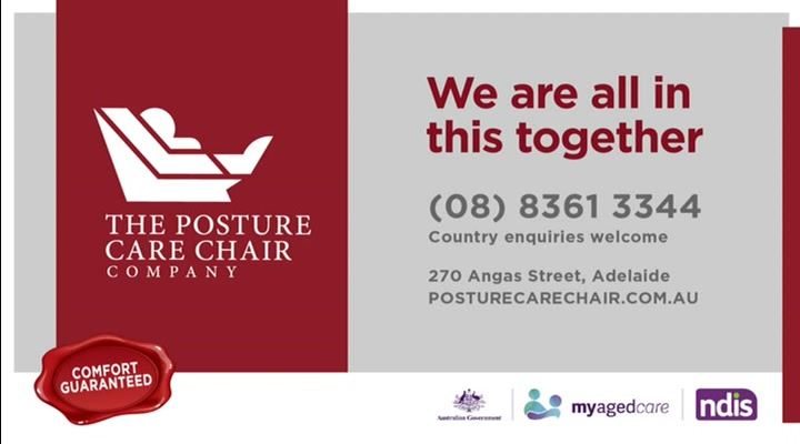 The Posture Care Chair Company