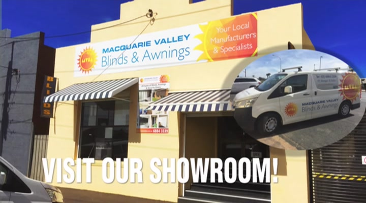 Macquarie Valley Blinds & Awnings