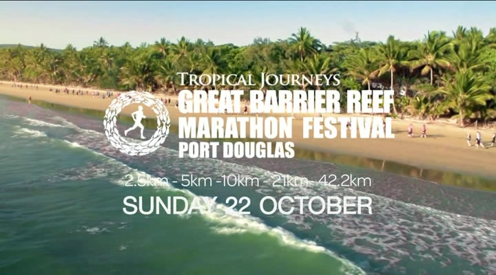 Great Barrier Reef Marathon Festival