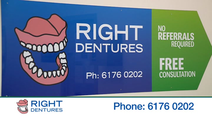 Right Dentures