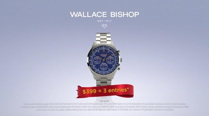 Wallace Bishop