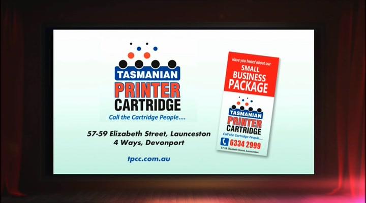 Tasmanian Printer Cartridge