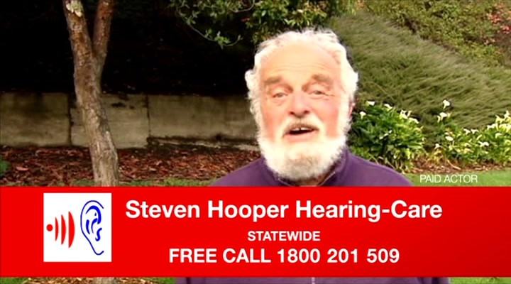 Steven Hooper Hearing-Care