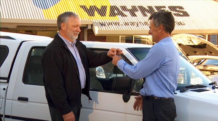 Waynes Car Sales