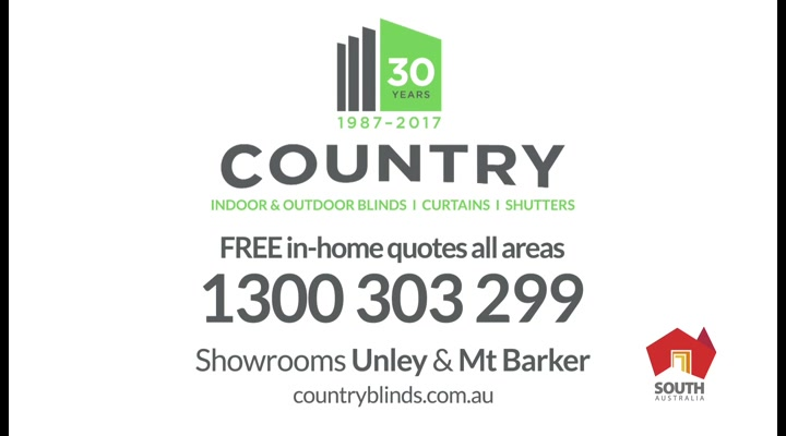 Country Blinds, Curtains & Doors