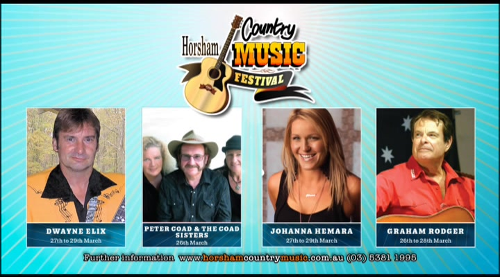 Horsham Country Music Festival