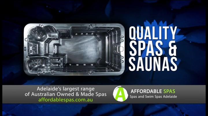 Affordable Spas / The Sauna King