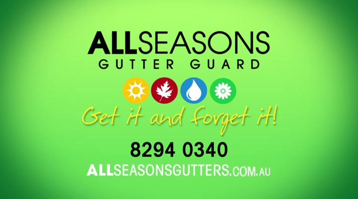 All Seasons Gutter Guard