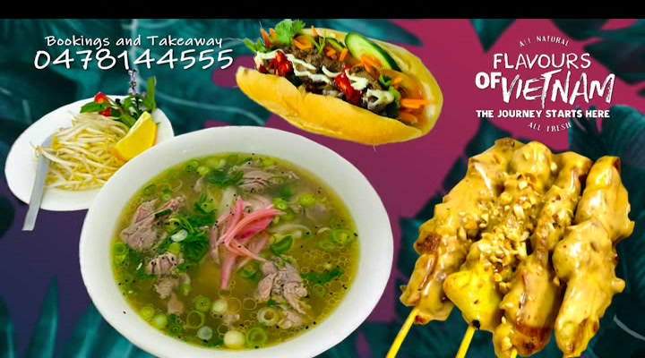 Flavours Of Vietnam