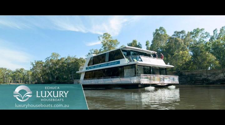 Echuca Luxury Houseboats