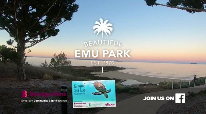Beautiful Emu Park