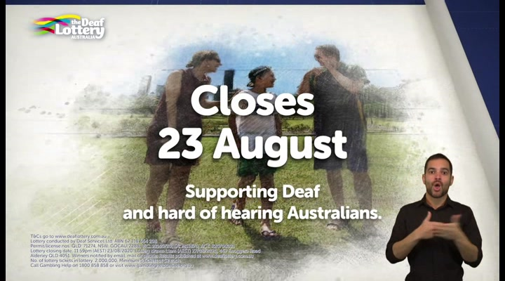 The Deaf Lottery Australia