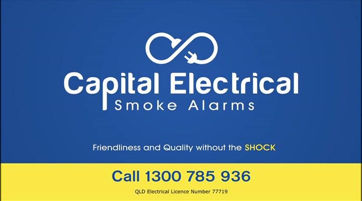 Capital Electrical Smoke Alarms