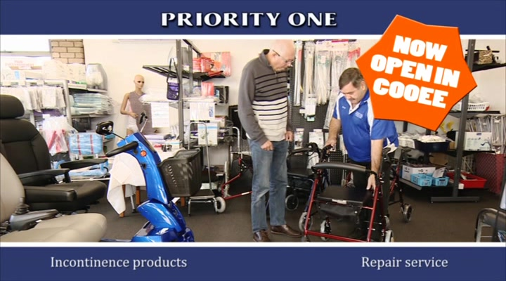 Priority One Mobility