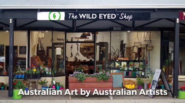 The Wild Eyed Press