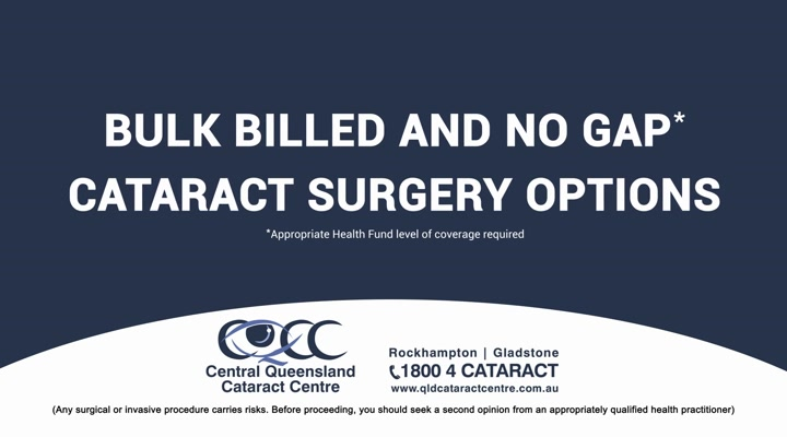 Central Queensland Cataract Centre