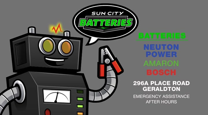 Sun City Batteries