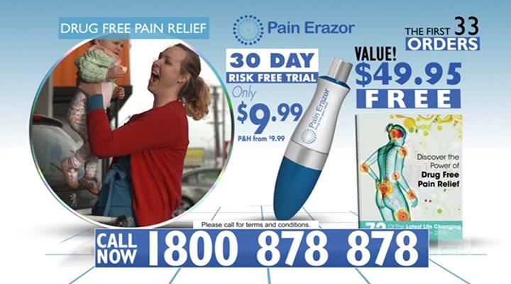 Pain Erazor