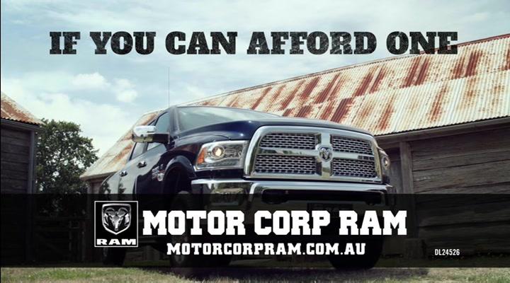 Motor Corp Ram
