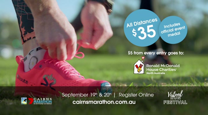 7 Cairns Marathon Festival