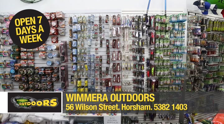 The Wimmera Outdoors
