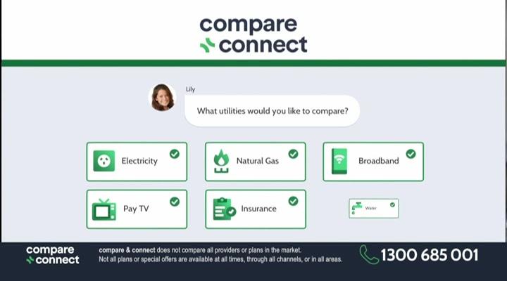 Compare & Connect