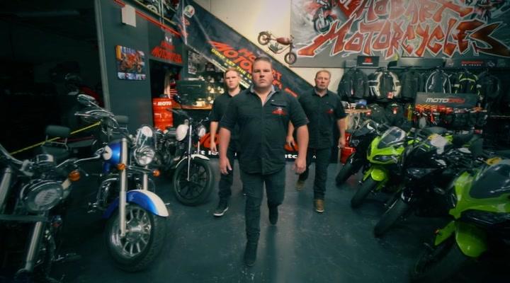Hobart Motorcycles