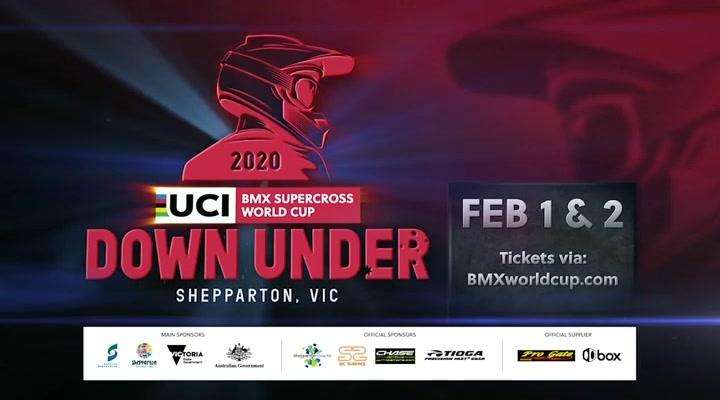 Supercross BMX International