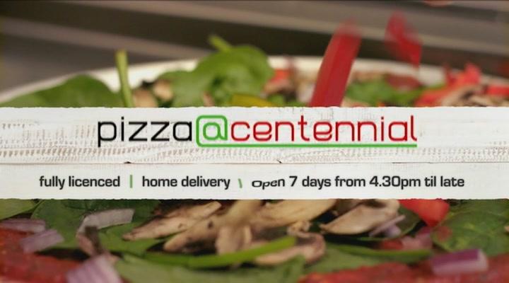 Pizza @ Centennial