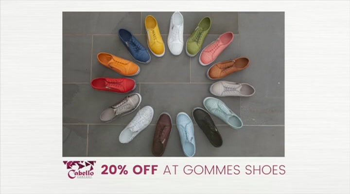 Gommes Shoes