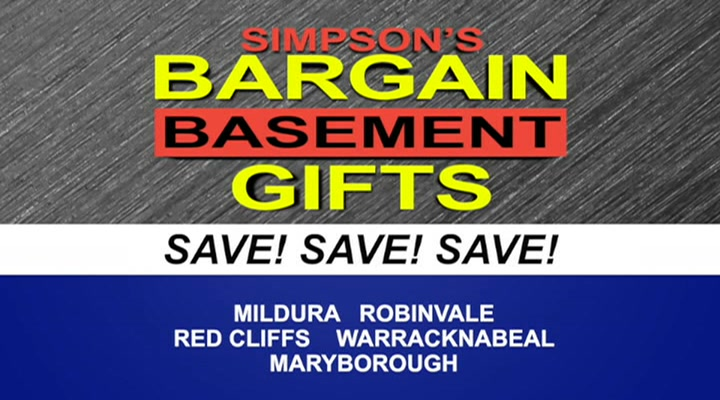 Simpson's Bargain Basement Gifts