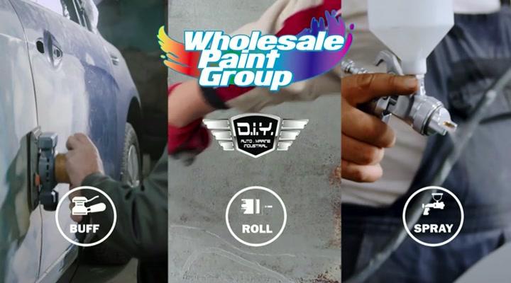 Wholesale Paint Group