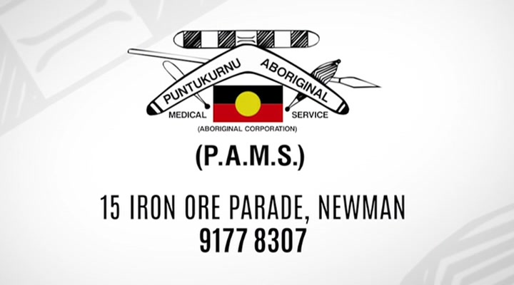Puntukurnu Aboriginal Medical Service (PAMS)