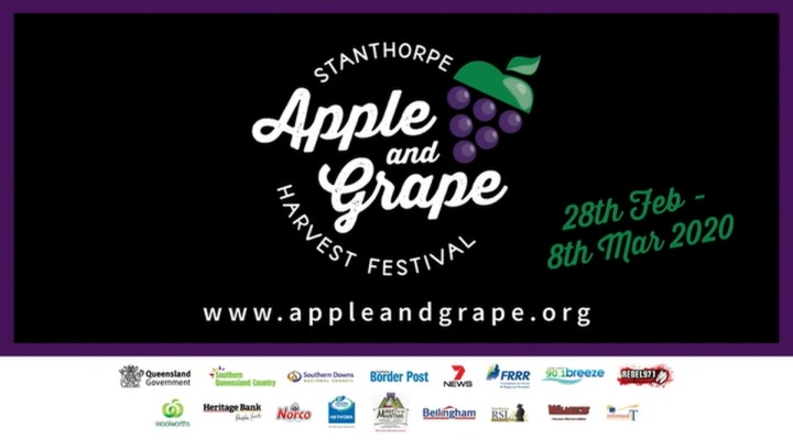 Stanthorpe Apple & Grape Harvest Festival